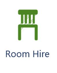 room hire icon